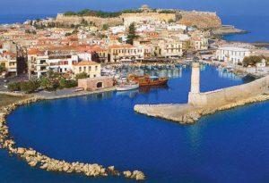 Vakantie Rethymnon