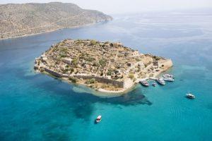 Spinalonga eiland