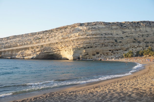 Strand Matala