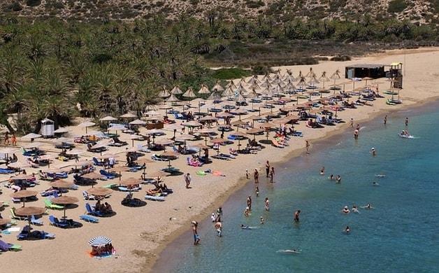 Vai Beach bezienswaardigheden Kreta