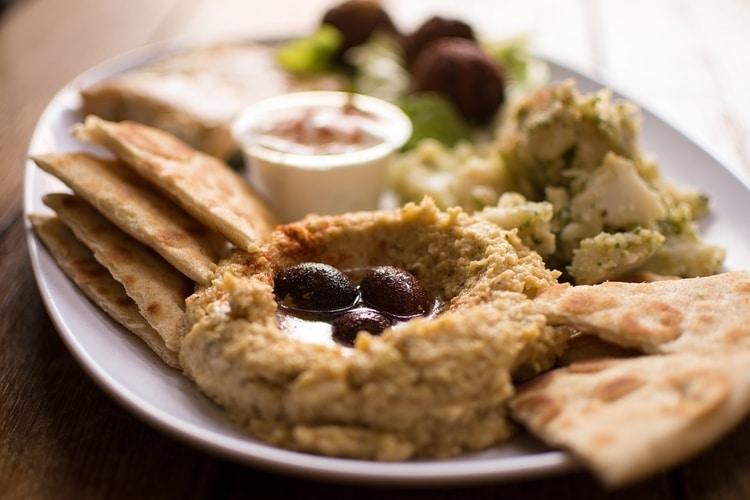 Grieks eten op Kreta