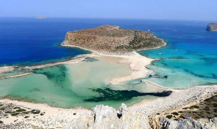Stranden Kreta: Balos Beach