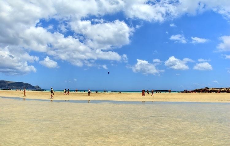 Stranden van Kreta: Elafonisi