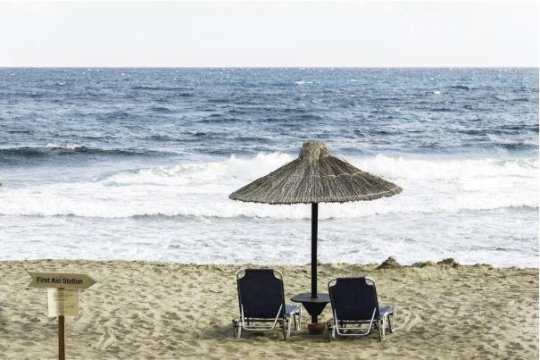 Geen financiele risico's vakantie