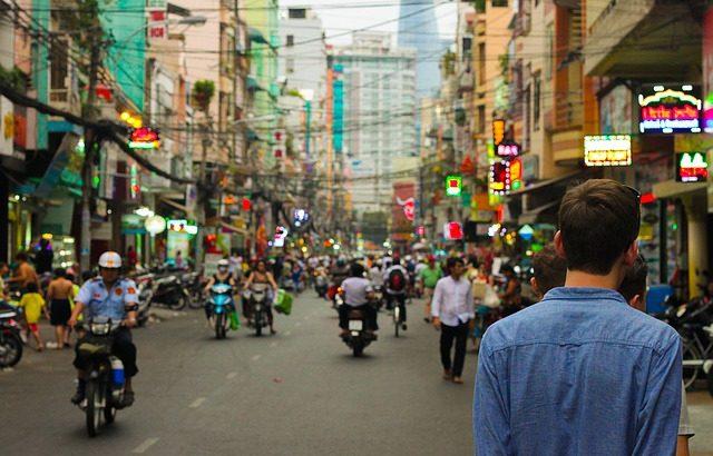Voorwaarden van een visum China