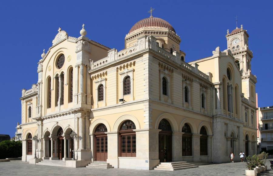 Agios Minas kathedraal in Heraklion