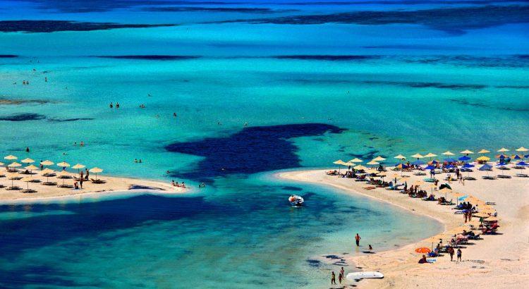 Balos beach header