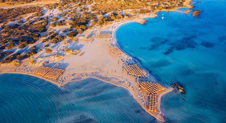 Elafonisi beach header