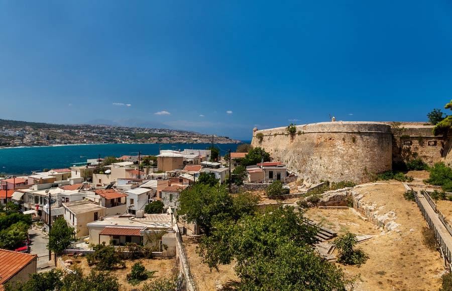 Fort Fortezza in Rethymnon