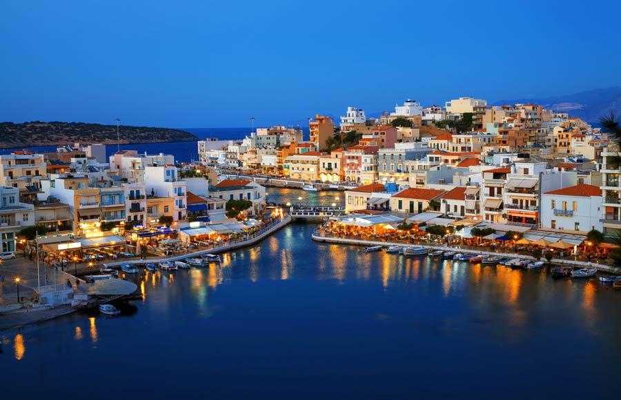 Uitgaansleven in Agios Nikolaos