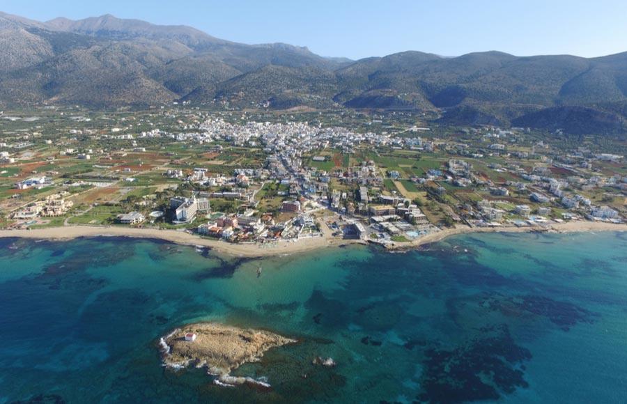 Vakantie naar Malia op Kreta