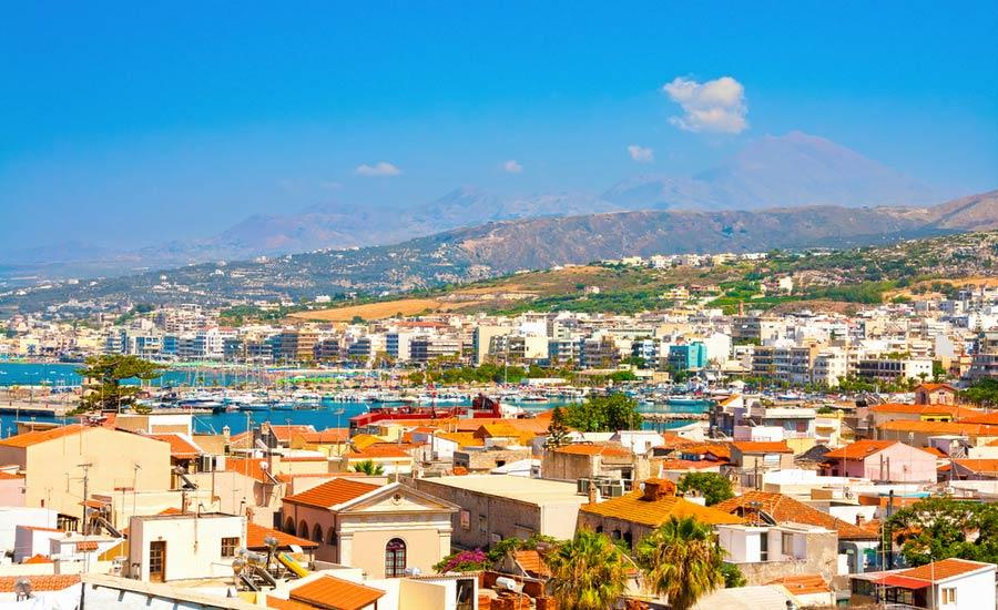 Vakanties naar Rethymnon